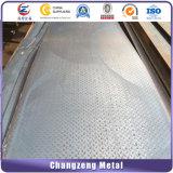 Placa de cuadros de acero suave (CZ-CP11).