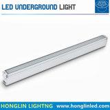 Luz subterrânea linear do diodo emissor de luz 18W24W de DC24V 1000mm