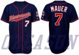 Personalizzato commercio all'ingrosso baseball Jersey/uniforme/camicia (B022) del palangaro