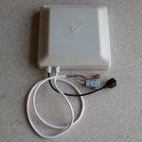 長距離RFIDのカード読取り装置LED UHFの統合された読取装置