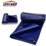 Strato resistente della tela incatramata del poliestere del coperchio della tela incatramata del PVC della fabbrica di Haining