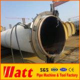 W72大きい範囲の携帯用管の切断および斜角が付く機械