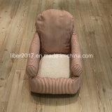 Base di sofà molle del cane del gatto dell'animale domestico del cotone di modo