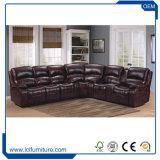 الصين [لوإكسي] صنع وفقا لطلب الزّبون تصميم يعيش غرفة أثاث لازم جلد أريكة