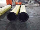 Tubo flessibile industriale di gomma del tubo della flangia flessibile