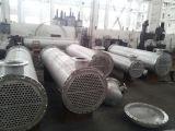 Shell de acero de carbón y cambiador de calor vendedores calientes del tubo