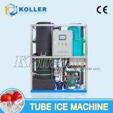 Máquina de fabricación de tubos de hielo de 5000kg a Brasil