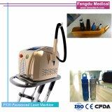 Remoção de pigmentação Laser Picosecond real máquina de beleza
