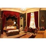 高級ホテル部屋の家具の寝室セット