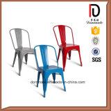 Una silla de jardín más barata del metal del modelo del ocio del conjunto de la venta caliente popular