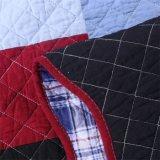 Colcha lavável Plaid puro algodão conjunto de roupa de cama de Duas Peças