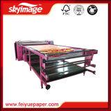 La prensa de calor rodillo de gran formato para impresión de transferencia de la máquina textil