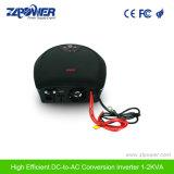 1kVA 1.2kVA 2kVA geänderter Inverter Sinus-Wellen-Hochfrequenzpakistan-Homeage mit 40A PWM Solaraufladeeinheit