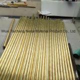 Cw614n/CW617n plomo varilla de latón/Latón manguito/tubo de latón de latón/Cable.