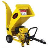 máquina agrícola de la desfibradora 6.5HP, desfibradora Chipper de la agricultura, trituradora de residuos de la agricultura