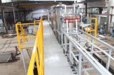 Hochtemperaturtextilhebegurt-gewebte Materialien Dyeing&Finishing Maschine