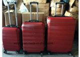 Insieme duro della valigia del carrello dell'ABS dei sacchetti di corsa dei bagagli unici dei sacchetti