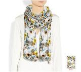 100% Seide-Schal für Frauen