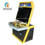 32 LCD van de duim het Spel van de Arcade van de Vechter van de Straat van het Kabinet van het Metaal