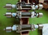 Máquina de estaca Waterjet de Assywaterjet da intensificador de 60000 libras por polegada quadrada