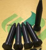 Technische Staaf 12*40mm van de Staaf van het Nitride van het Silicium van de Keramiek Si3n4