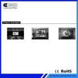 Innen-LED Videodarstellung P4mm hohe graue Schuppe RGB-