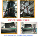 2.0mm HDPE Geomembrane van de Pool van het Biogas