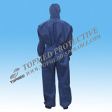 Wegwerf-Kleidungs-Papier-Klagen, Overall-Kleidung