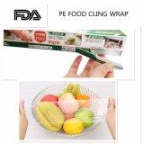 L'enveloppe transparente de nourriture s'attachent film pour le conditionnement des aliments