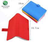 A6 Bloc de notas de silicona resistente al agua para la promoción o regalo