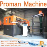 100ml - 5 galones Semi-automático máquina de soplado de botellas de plástico de la botella para hacer