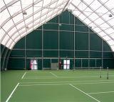 De veelhoekige Markttent van de Hangaar van het Dak voor De Tentoonstelling van de Gebeurtenis van de Sporthal
