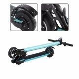 [بورتبل] [سكوتر] [فولدبل] كهربائيّة مع اثنان عجلات لوح التزلج مع [لكد] عرض