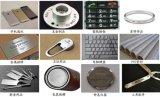 Découpage de laser de fibre et machine de gravure pour des matériaux en métal