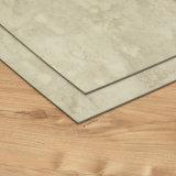Plancher desserré d'intérieur de configuration de PVC de Lvt/carrelages en pierre de vinyle