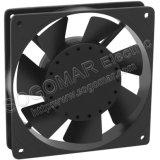 Sf12025 Ventilación Refrigeración Ventilador Axial de CA de las hojas de plástico