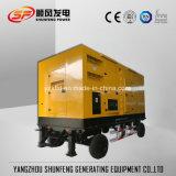 Трейлер Silent 100квт электрической мощности генератора дизельного двигателя Cummins