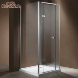 Cabine de duche de vidro temperado de 6 mm de diâmetro (K-D2A)