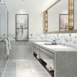 300x600mm Water-Proof de inyección de tinta de la pared cerámica mosaico para aseos