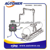 Lpg-LKW-elektrostatischer Öl-Streuung-Schoner mit Schelle