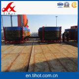 Fabricado na China Dome de Aço de Alta Qualidade Cabeças do Tanque