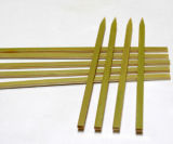 Populärer Fabrik-direkt flacher Bambus haftet Kebab Aufsteckspindeln (BC-BS010)
