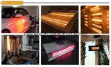Los elementos de calefacción por infrarrojos/TUBO RADIADOR