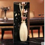 Fragancia popular buena del florero de cerámica con los conjuntos del regalo del difusor de la caña del petróleo esencial
