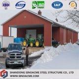 Sinoacmeは門脈フレームの倉庫の小屋を組立て式に作った