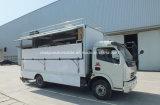 [دونغفنغ] طعام يطبخ وعمليّة بيع شاحنة 6 أطنان متحرّك تموين عربة