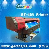 rolo da impressora da etiqueta do Inkjet de 1.8m para rolar a impressora reflexiva de encerado de Digitas da máquina de impressão da bandeira