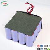 paquete de la batería del Li-ion de 12.8V 18ah 4s4p para las luces de calle solares