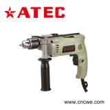 Machine-outil électrique de foret de main 810W du foret 13mm de choc (AT7212)