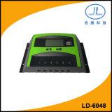 60A 48V PWM LCD Bildschirmanzeige-Solarladung-Controller